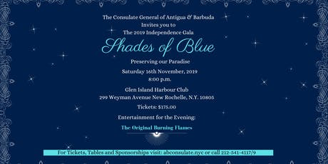 The Consulate General of Antigua & Barbuda 2019 Independence Gala tickets