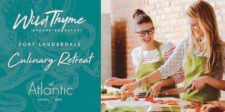 Culinary Retreat tickets