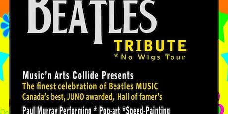 Nov 30 - Ultimate Beatles Tribute Music'n Art Show tickets