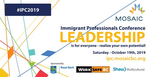 MOSAIC Immigrant Professionals Conference 2019