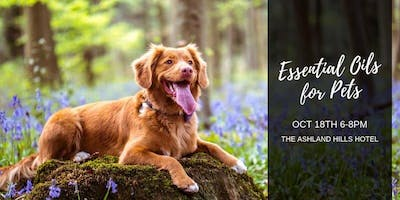 Pets and Essential Oils