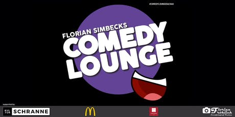 Comedy Lounge Dachau - Vol. 22 Tickets