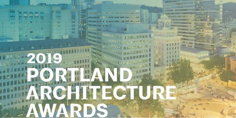 Portland Architecture Awards tickets
