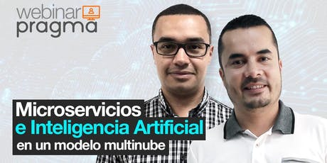Microservicios e inteligencia artificial, en un modelo multinube entradas