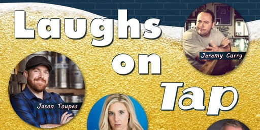 Alameda Comedy Works presents Laughs on Tap - October 18th