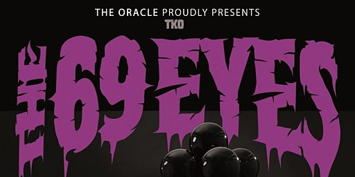 The 69 Eyes w/ Wednesday 13, The Nocturnal Affair, The Crowned, Molten