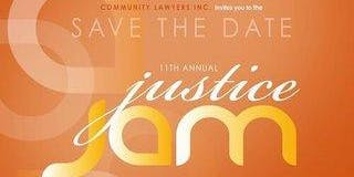 11th Annual Justice Jam Presented by Community Lawyers, Inc.