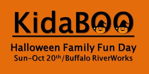 KID-A-BOO Fun Halloween Party for the Kids!