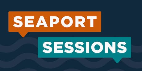 Seaport Sessions | Adam Smith, Director of  the Comic-Con Museum entradas