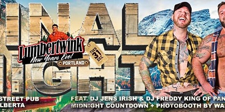 Lumbertwink NYE 2020 - Final Night! tickets