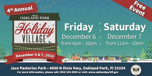 Oakland Park Holiday Village