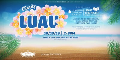 Charity Luau - Hosted by Together We Can
