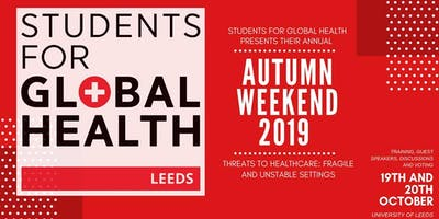 SfGH Autumn Weekend 2019