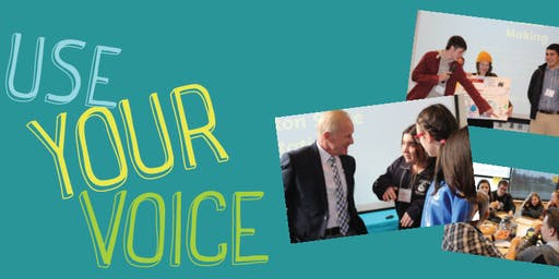 Use Your Voice: Youth Advocacy Training