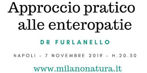 Approccio pratico alle enteropatie croniche veterinarie - NAPOLI