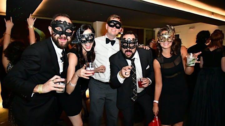 Masquerade Ball at Hotel VIA image
