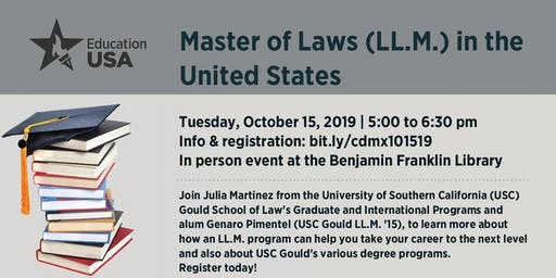 Applying to Graduate Programs in Law with USC Gould