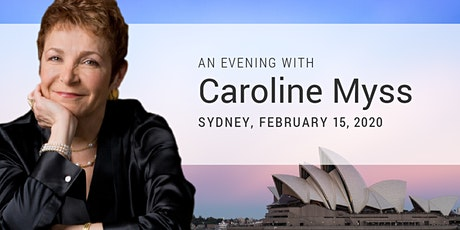 Caroline Myss Live in Sydney: Breathe Together tickets