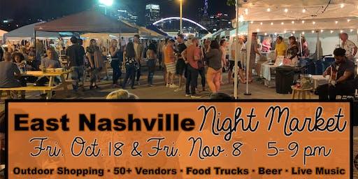 East Nashville Night Market