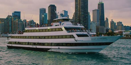 Chicago Lakefront NYE Fireworks Buffet-Style Dinner Cruise - December 31, 2019 tickets