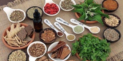 Herbal Aphrodisiac Workshop