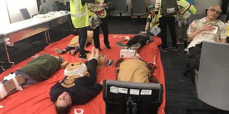 CERT Disaster Drill Volunteers tickets