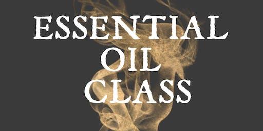 Hocus Pocus: Essential Oil Class