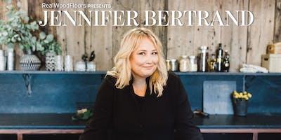 Jennifer Bertrand Reveals
