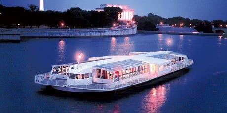 Elegant New Year's Eve Dinner Cruise in Washington, DC - Dec 31, 2019 tickets