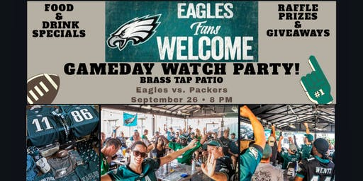 Eagles Game Day Watch Party