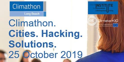 2019 Climathon - Long Beach, CA