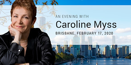 Caroline Myss Live in Brisbane: Breathe Together tickets