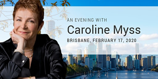 Caroline Myss Live in Brisbane: Breathe Together