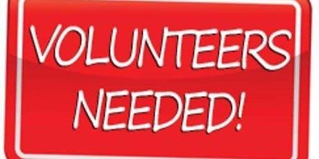Volunteer Orientation tickets
