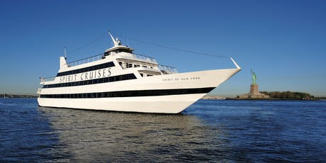 NEW YORK CITY NYE BUFFET-STYLE DINNER CRUISE - DECEMBER 31, 2019 tickets