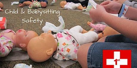 Child and Babysitting Safety Certification Course (Night Lite Peds, Beach Blvd) tickets