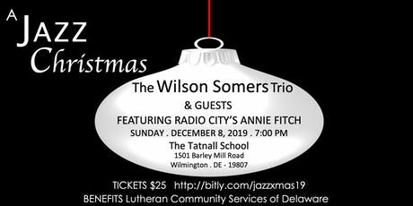 A Jazz Christmas tickets