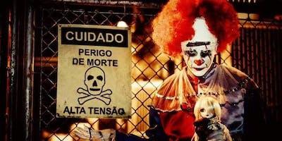 Tour Macabro em Paranapiacaba - Especial Halloween