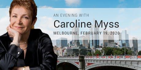 Caroline Myss Live in Melbourne: Breathe Together tickets