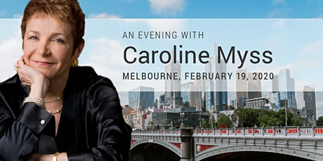Caroline Myss Live in Melbourne: Breathe Together tickets