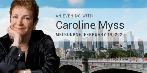 Caroline Myss Live in Melbourne: Breathe Together