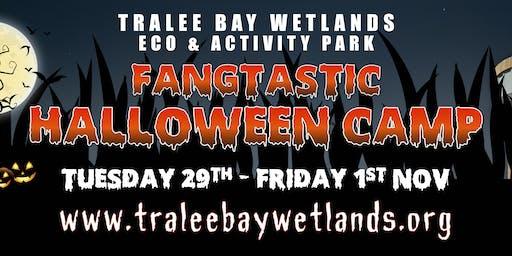 Fang'tastic Halloween Camp 2019
