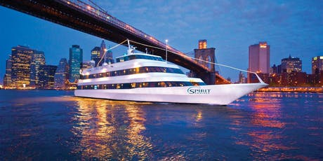 New York Fireworks Dinner Cruise (from New Jersey) - December 31, 2019 tickets