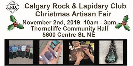 CRLC Christmas Artisan Fair tickets