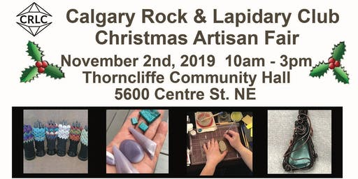 CRLC Christmas Artisan Fair