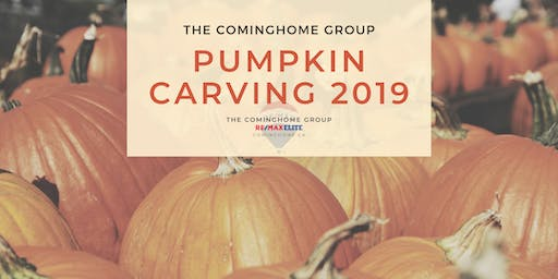 The Cominghome Group Pumpkin Carving (2019)
