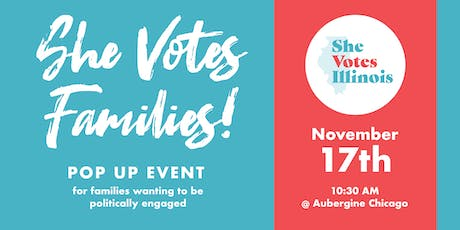 She Votes Families! tickets