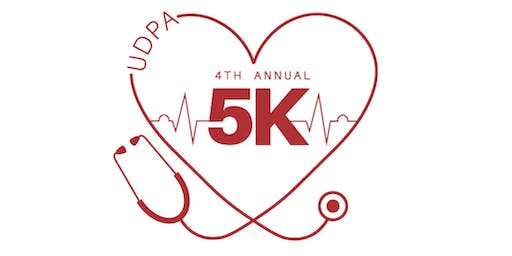 4th Annual UDPA Run with the Flyers 5K