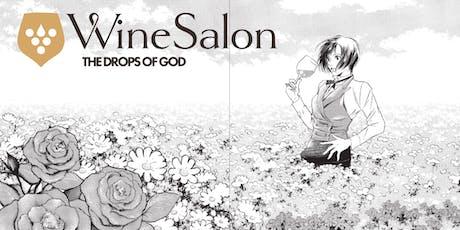 Drops of God Wine Salon at Ad Hoc tickets