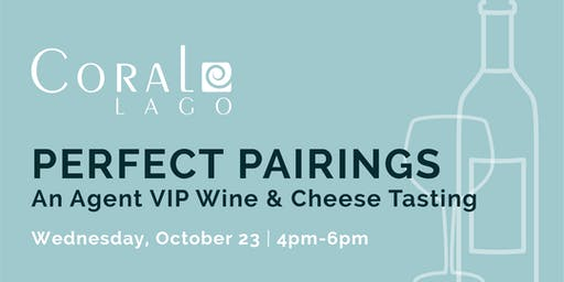 Coral Lago Agent VIP - Perfect Pairings